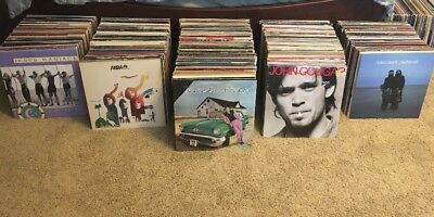 Lot of 4 1960-1980's Classic Rock R-B Country Vinyl LP Pick Any 4 from the List