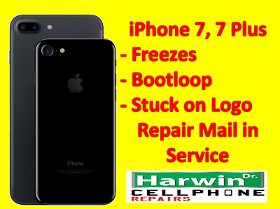 fits iPhone 77Plus FreezeNo Boot Disease Mail in Reapair ServiceREAD