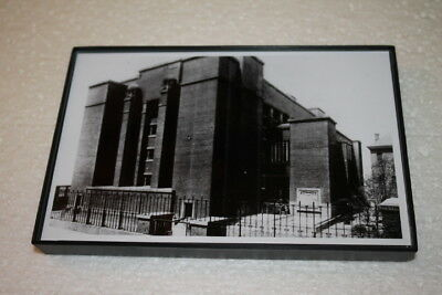 Larkin Soap Administration Building Frank Lloyd Wright Buffalo NY Framed 4x6