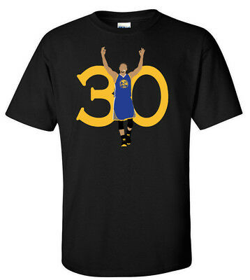 Steph Curry Golden State Warriors Steph 30 T-Shirt