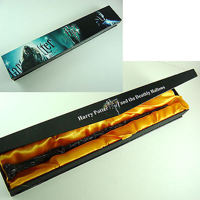 HOT New Harry Potter 14-5 Magical Wand Replica Cosplay Halloween Gift In Box