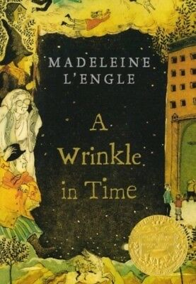🚛Fast Shipping A Wrinkle In Time Time Quintet 1 Madeline L'Engle Paperback