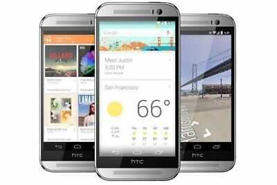 New in Sealed Box HTC One M8 - 1632GB Unlocked Smartphone INTL VERSION