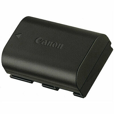 New Canon LP-E6N LPE6 1800mah Battery for EOS 5D II 5D III EOS 7D 60D LC-E6