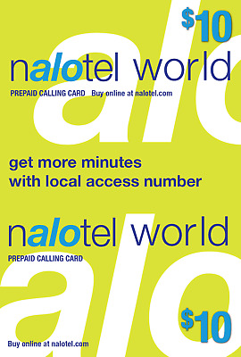 Cheap International calling card 10-00 prepaid calling minutes with emailed PIN