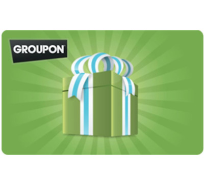 Get a 100 Groupon Gift Card for only 88 - Via Email delivery