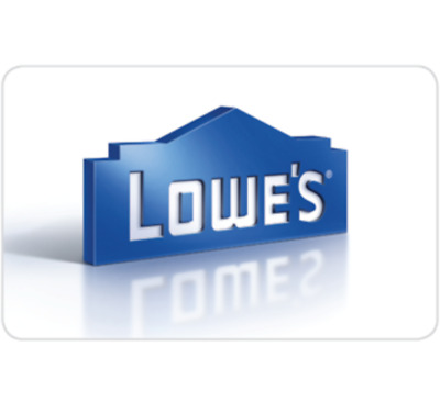 Buy a 200 Lowes GiftCard get an addtl 20 on your card 220 value - Email