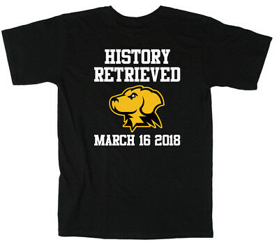 UMBC Retrievers March Madness Virginia UPSET T-Shirt