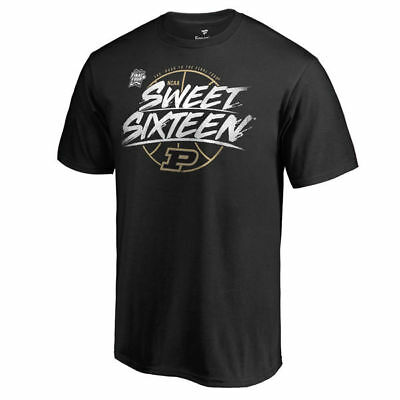 Purdue Boilermakers NCAA Basketball Tournament March Madness Sweet 16 T-Shirt