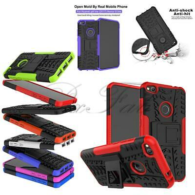 For Huawei P Smart 2017 2019 2020 Armour Genuine Shock Proof Stand Phone Case