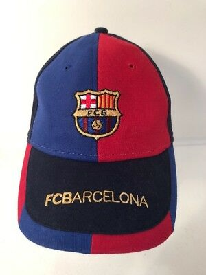 FC Barcelona Hat Baseball Cap Futbol Soccer International Spain Strapback Mens
