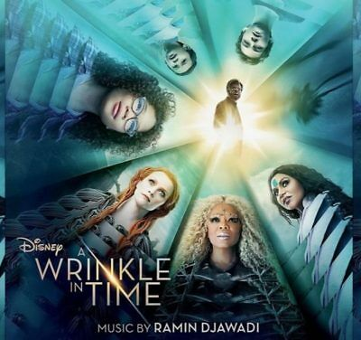 A Wrinkle in Time - Music by Ramin Djawadi Original Motion Picture Soundtrack CD