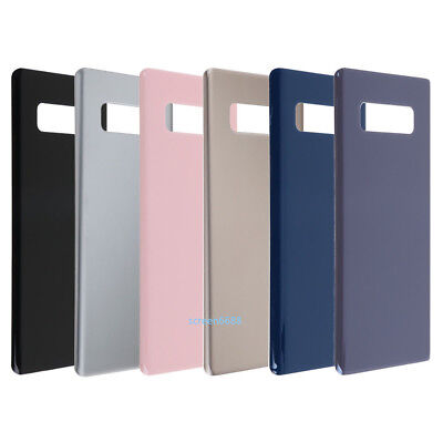 Battery Cover Glass Housing Rear Back Door For Samsung Galaxy Note 8 N950 N950F