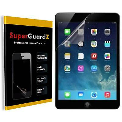 3X iPad 9-7 2018 6th Gen SuperGuardZ Clear Screen Protector Guard Shield Cover