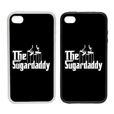 THE SUGARDADDY RUBBER AND PLASTIC PHONE COVER CASE 2