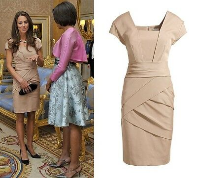 Reiss Dress Size 12 worn by Kate Middleton