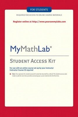 MyMathlab Instant access code My Math Lab 3 SEC- DELIVERY - TEXTBOOK ULTRA FAST