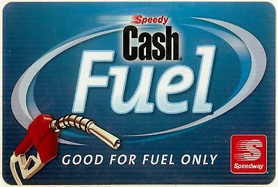 100 IN SPEEDWAY GAS FUEL GIFT CARDS