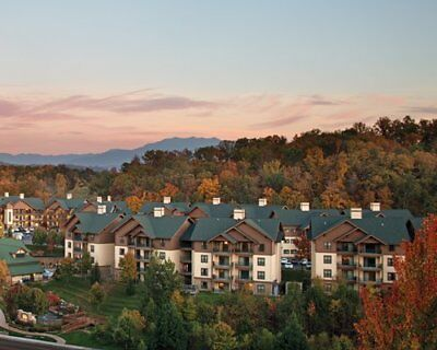 WYNDHAM SMOKY MOUNTAINS 168000 POINTS TIMESHARE DEEDED