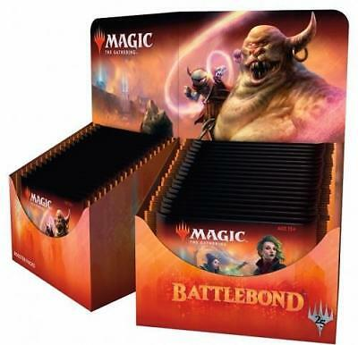 Magic MTG Battlebond Booster Box Factory Sealed English HOT