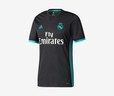 Adidas Mens Real Madrid 2017-18 Away Jersey