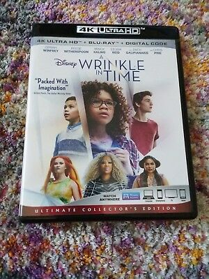 Disneys A Wrinkle in Time Blu-ray and Digital Copy