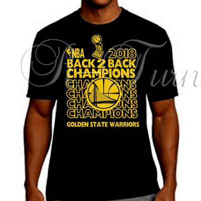2018 NBA Finals Golden State Warriors Championship Locker Room Type T-Shirt Tee