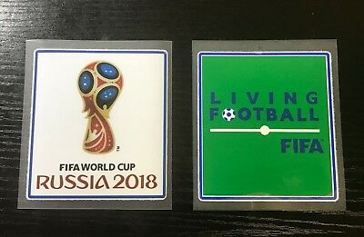 FRANCE Champion Russia 2018 World Cup Living Football Soccer Iron On Patch Badge