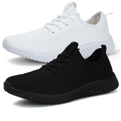 Mens Fashion Sneakers Breathable Athletic Sports Light Weight Casual Shoes