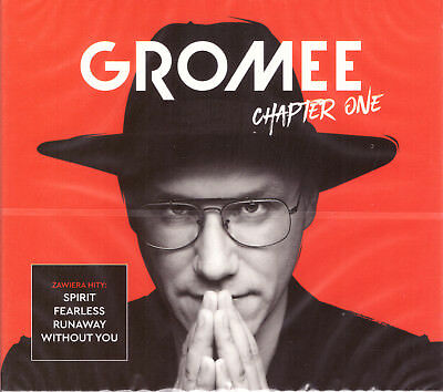 Eurovision 2018 Poland Gromee CD Chapter One