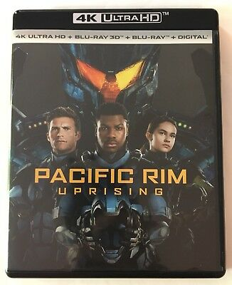 Pacific Rim Uprising 4K Ultra HD Disc ONLY 2018 - ArtworkCase SEE DETAILS