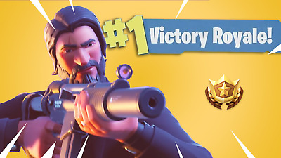 Fortnite Battle Royal Boosting Solo Wins  Weekly Challenges PC