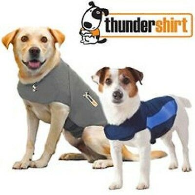 Thundershirt Dog Insanely Calm Anxiety Treatment - Authentic - XXS- XL