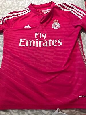 Real Madrid Youth Jersey and Training shirt