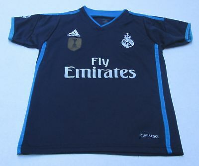 Cristiano Ronaldo Real Madrid Soccer Jersey - Youth Medium - Adidas