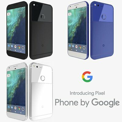 BNIB SEALED Google Pixel 5-0 32128 GB At-t T-Mob Verizon USA Smartphone