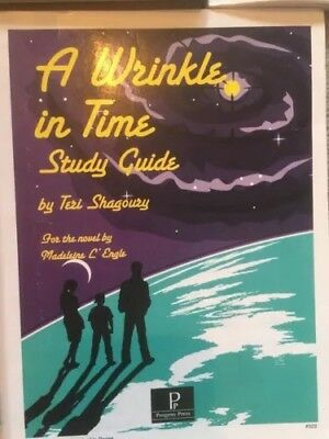 A Wrinkle In Time Study Guide By Progeny Press