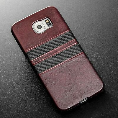 Ultra Slim TPU Back Phone Cover Case for Samsung Galaxy S6 with Screen Protector
