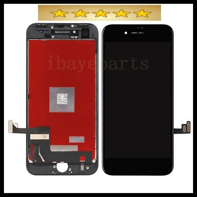 For iPhone 8 Plus A1864 LCD Screen Display Touch Digitizer Black Replacement