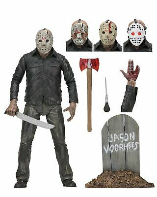 Friday the 13th - 7 Scale Action Figure - Ultimate Part 5 Jason Voorhees - NECA