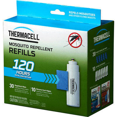 THERMACELL R10  REFILL MEGA PACK 120 HOURS ODERLESS