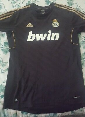 Very Rare Real Madrid 20112012 Away Jersey Size L