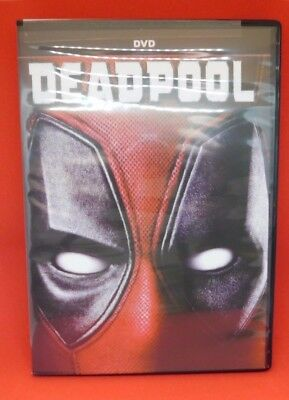 Brand New Deadpool DVD2016 NEW Free shipping