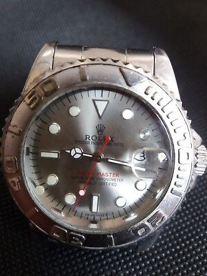 A used rolex watch needs some repair