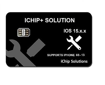 IA SIM 2021 ORIGINAL UNLOCK CHIP for iPhone 6S TO 13 ANY GSM CARD IOS 14 - UP