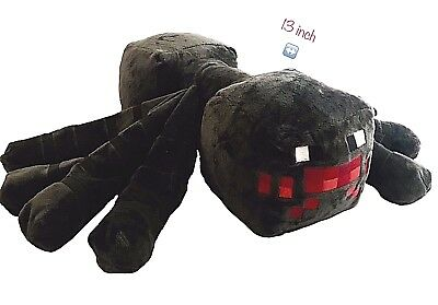 Minecraft Spider Plush Toy Large 13 - FREE FAST USA SHIPPING