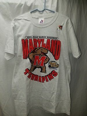 2003 NCAA March Madness Maryland Terrapins Vinyl For T-shirt