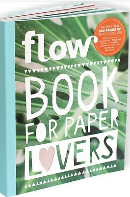 Flow Book For Paper Lovers Issue 6 FLOW BOOK FOR PAPER LOVERS 6