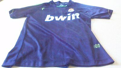 Real Madrid RONALDO 7 Jersey Bwin  Futbol Soccer Shirt 2012  agmar one size