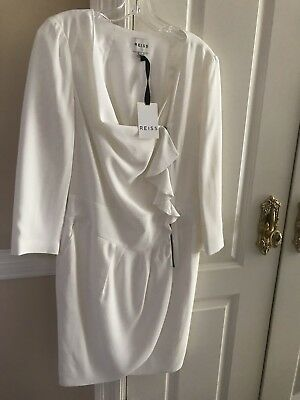 Rare SOLD OUT REISS KATE MIDDLETON  DRESS Engagement photo shoot- Size US8UK 12
